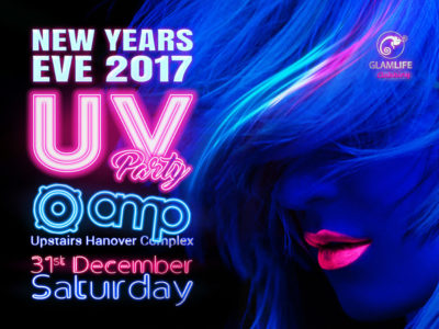 New Years Eve – UV Party