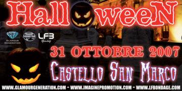 Halloween 2007 - Italy