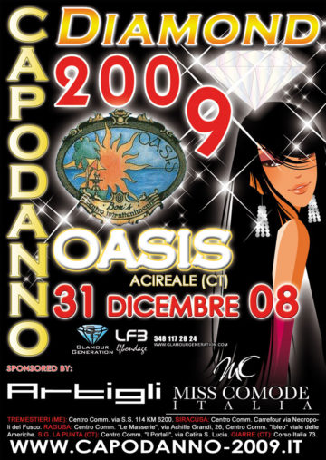 New Year's Eve 2009 - Italy