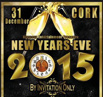 NYE 2015 - Cork