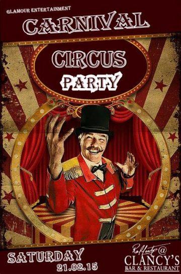 Carnival Party 2016 - Cork